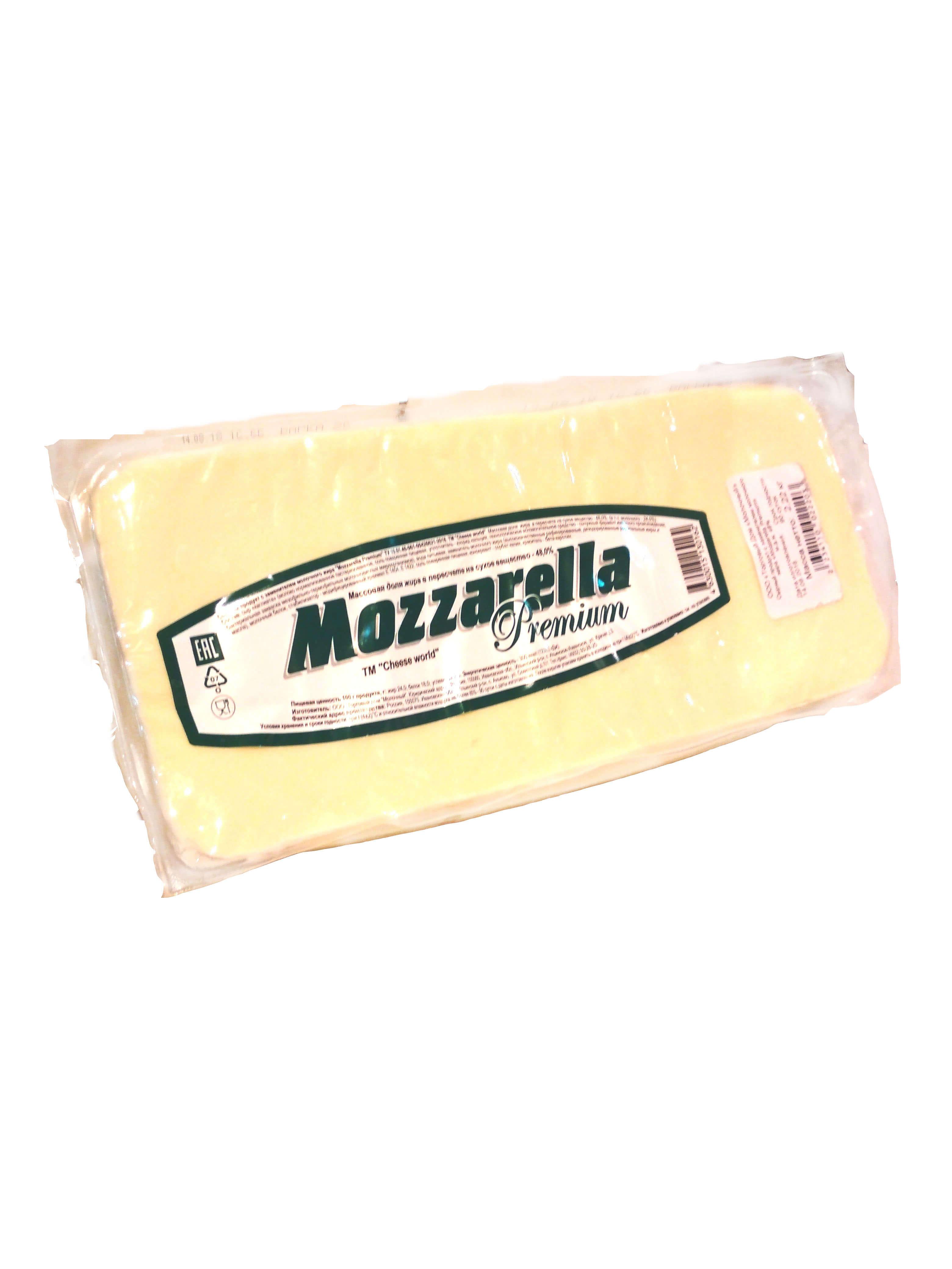 Моцарелла премиум