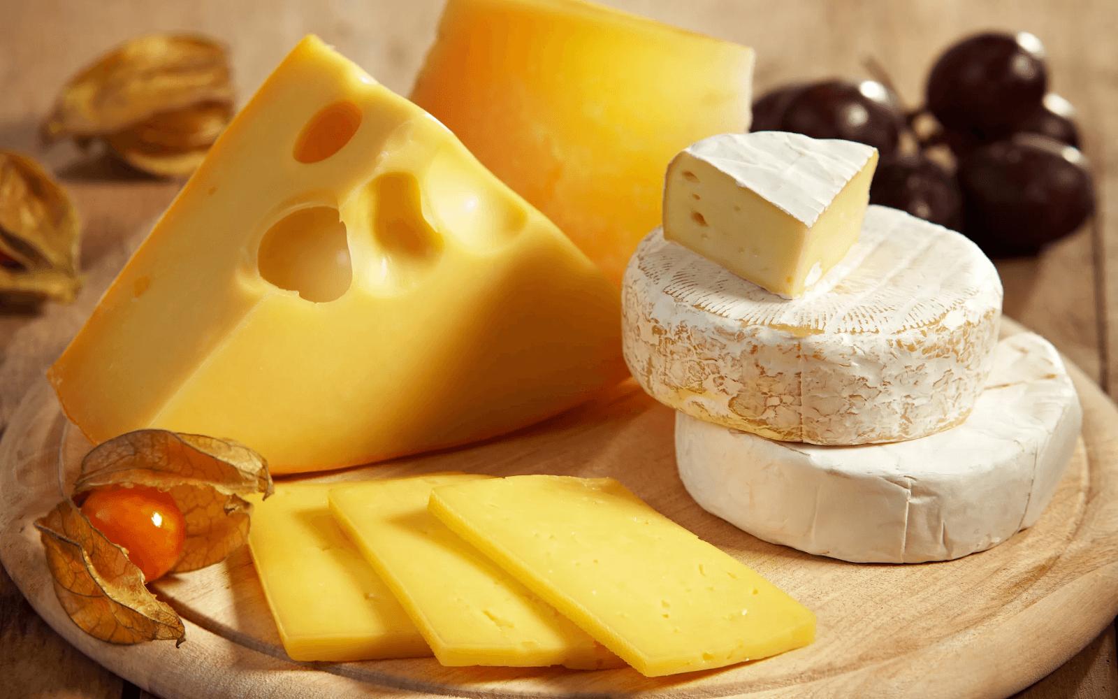 Сыр тест